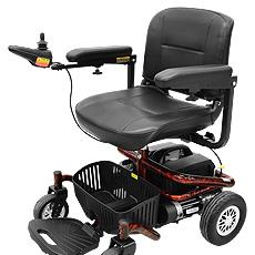 EMG Rollstuhl